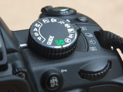 Review Kamera DSLR Nikon D3100