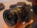 Hands-on Preview FujiFilm X-T1